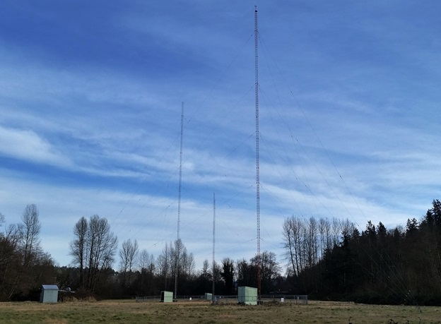 AM 1210 Towers