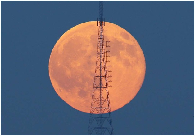 Blue Moon Tower