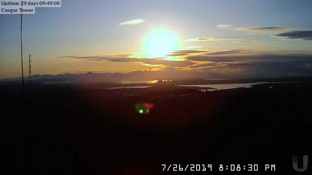 Cougar Mountain Sunset