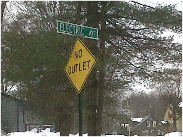 Electric - No Outlet