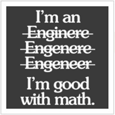 Engineer's Sign