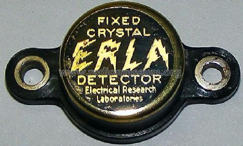 Fixed Crystal Detector