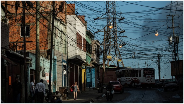 South American Wiring