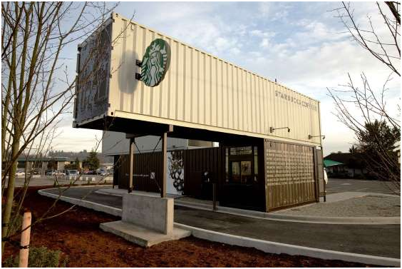 Starbucks Containers