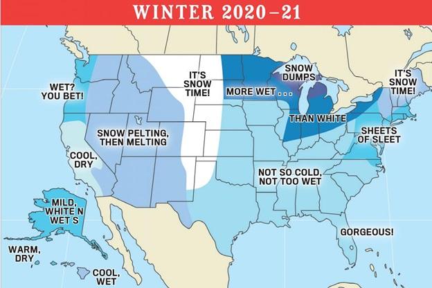 Winter 20-21 Map